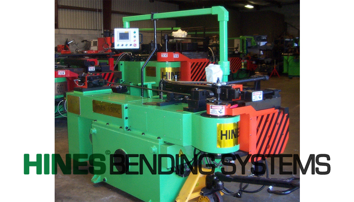 Exhaust Bending Machine