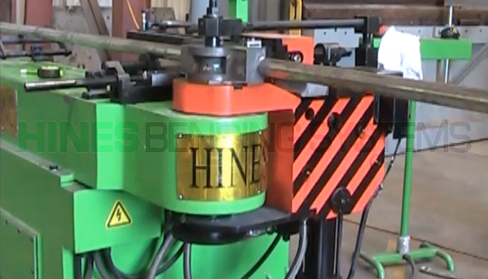 Exhaust Tubing Bender >> Exhaust Tubing Bender Hines Bending Systems