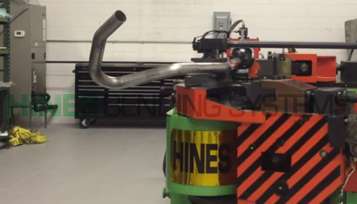 Exhaust Tubing Bender >> Automotive Exhaust Pipe Bender For Sale Hines Bending Systems