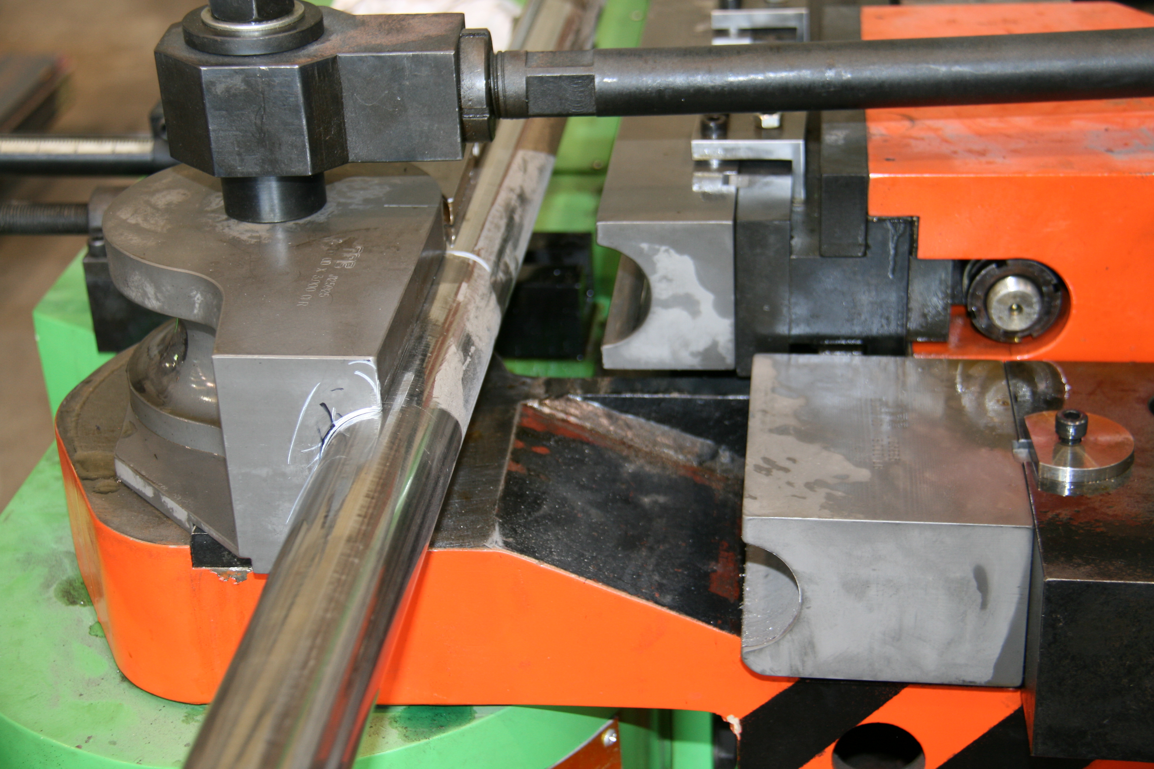 Exhaust Bending Machine