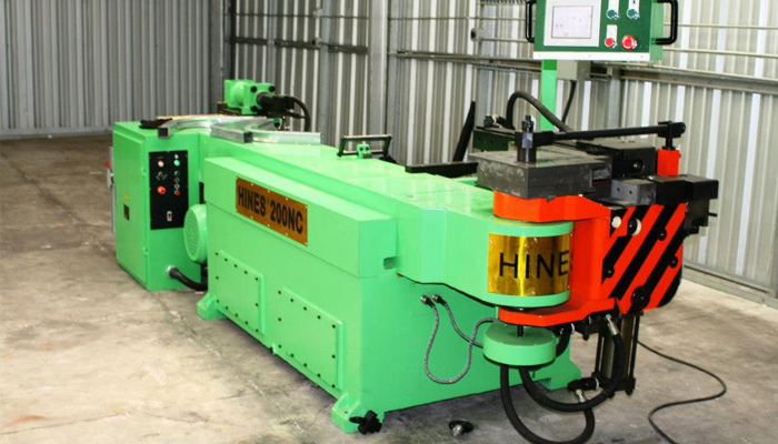 Exhaust Bending Machine For Sale