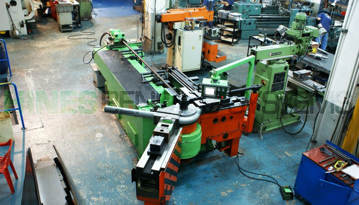 Mandrel Pipe Bender For Sale