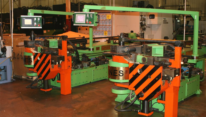 Mandrel Bending Machine