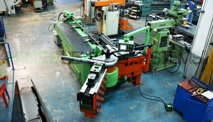 CNC Tube Bending Machine For Sale